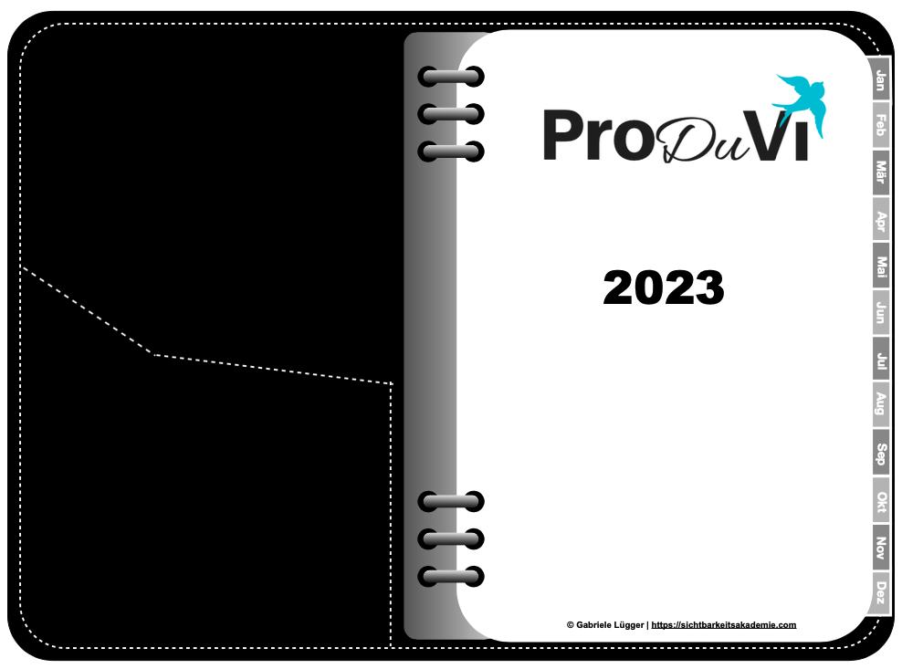 ProDuVi Kalender 2023